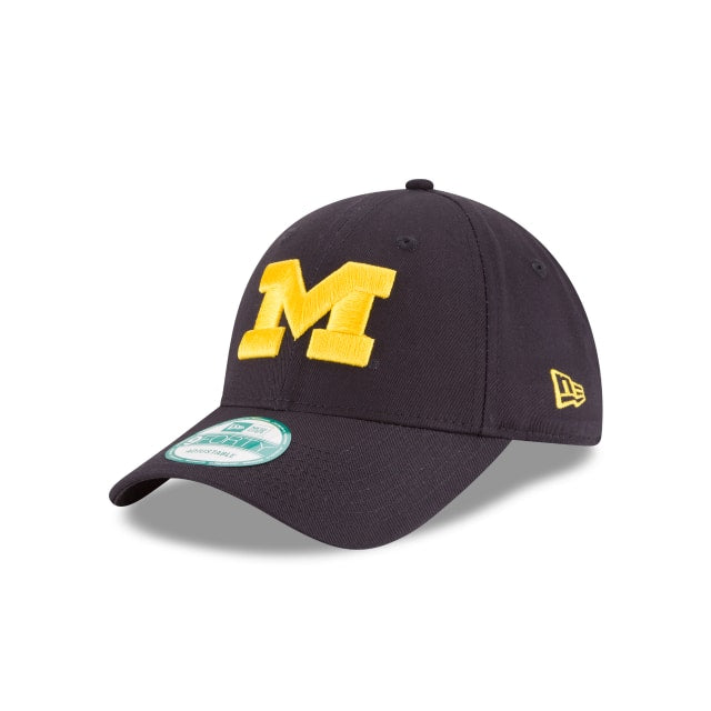 Michigan Wolverines The League 9forty Adjustable Hat