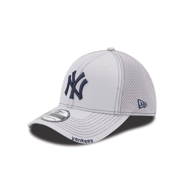 New York Yankees Gray 39thirty Hat