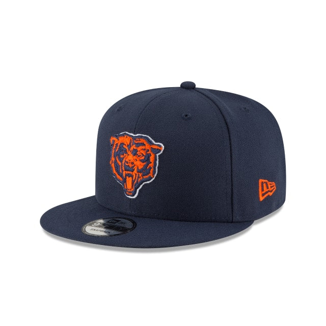 Chicago Bears Basic Snap 9fifty Hat