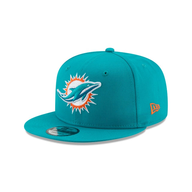 Miami Dolphins Basic Snap 9fifty Hat