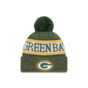 Green Bay Packers Sport Knit Beanie