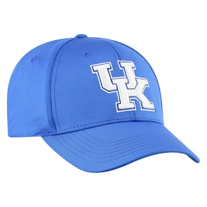 Top of the World Kentucky Wildcats Fitted Hat Icon, Royal, One Fit