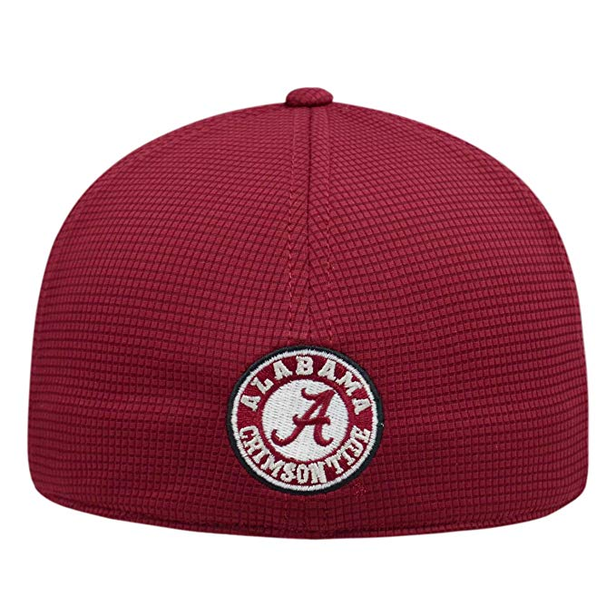 Alabama Crimson Tide Booster Plus One Fit Team Color Hat