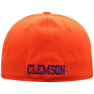 Clemson Tigers Premium Collection Memory Fit Hat