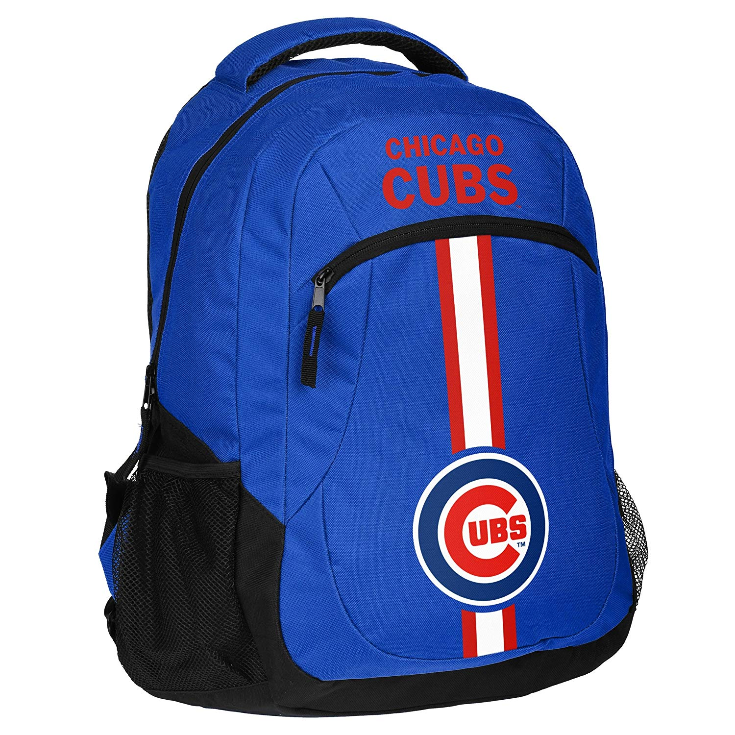 FOCO MLB Chicago Cubs Unisex Action Backpack