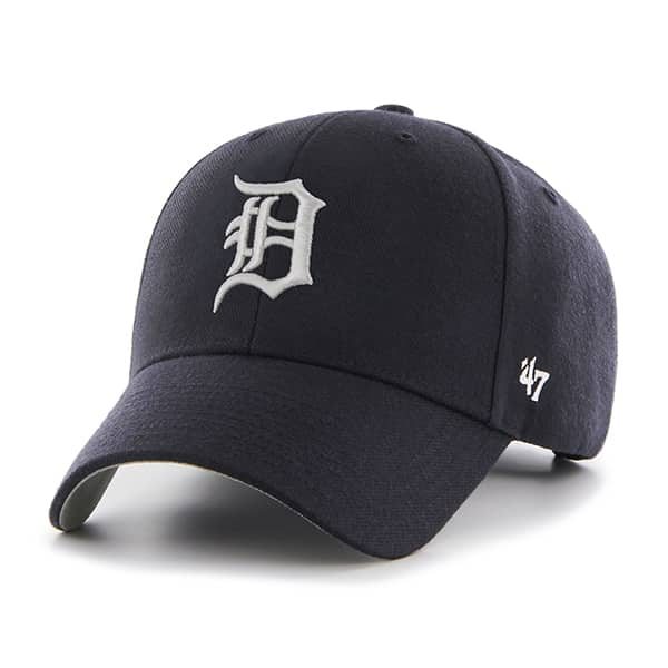 Detroit Tigers MVP Home 47 Brand Adjustable Hat