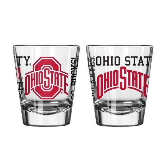Ohio State Buckeyes  Spirit Shot Glass