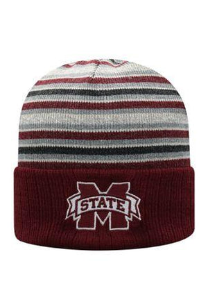 NCAA Mississippi State Bulldogs Beanie Hat