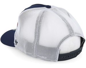 Boston Red Sox Altitude Mvp Navy/White Trucker