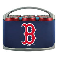 Boston Red Sox 6 Pack Cooler