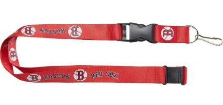 Boston Red Sox Baseball Lanyard