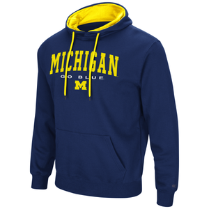 Michigan Wolverines Playbook Hoodie