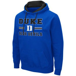 Duke Blue Devils Comic Book Hoodie