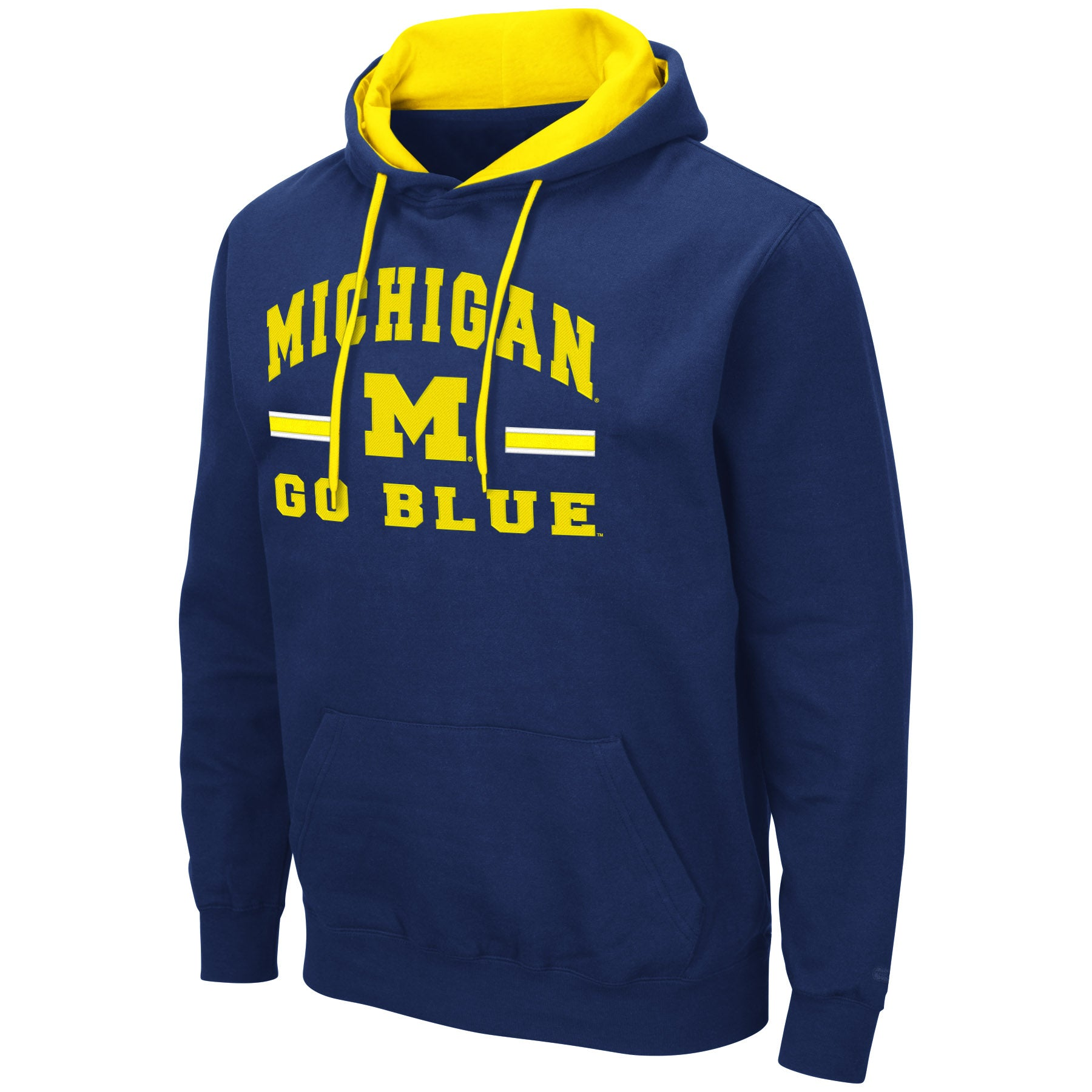 Michigan Wolverines Comic Book Hoodie