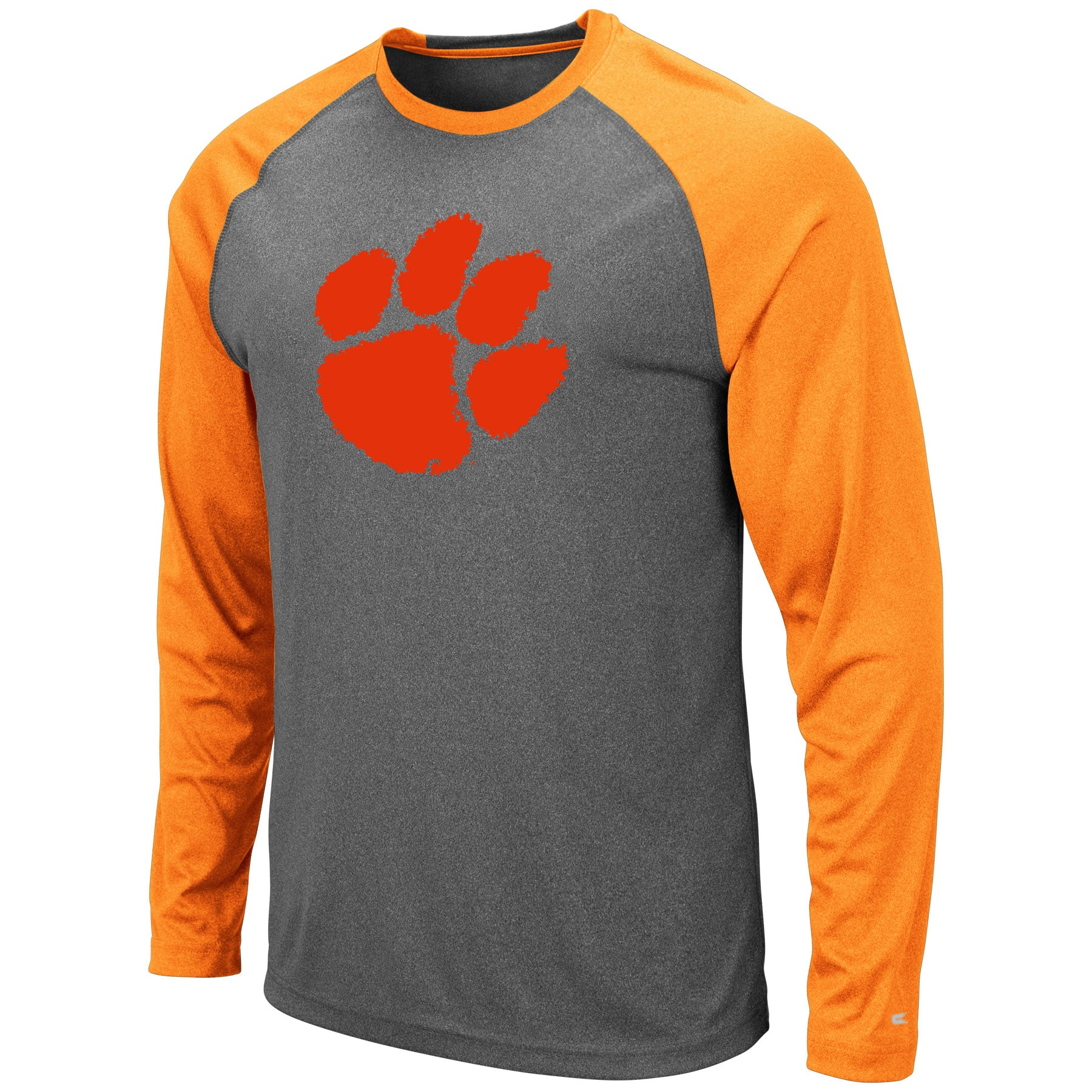Clemson University Rad Tad Raglan Long Sleeve T-shirt