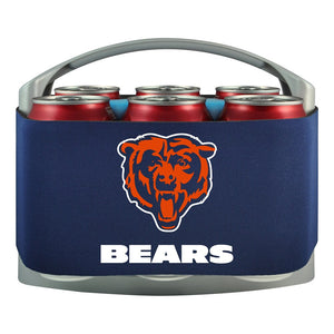 Chicago Bears 6 Pack Cooler