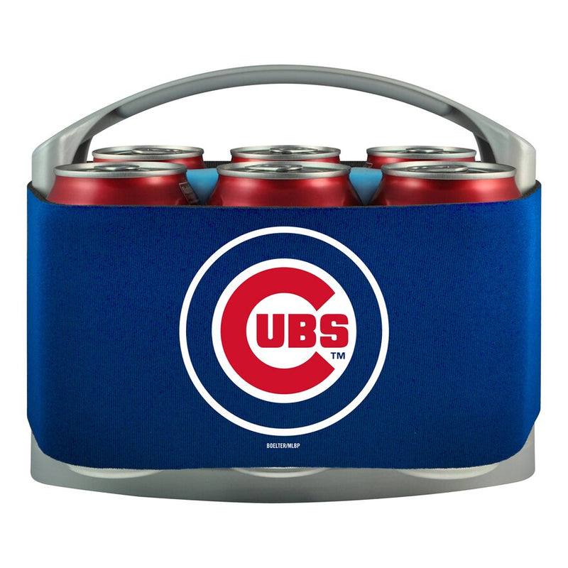 Chicago Cubs 6 Pack Cooler