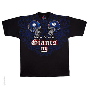 New York Giants Head To Head T-Shirt