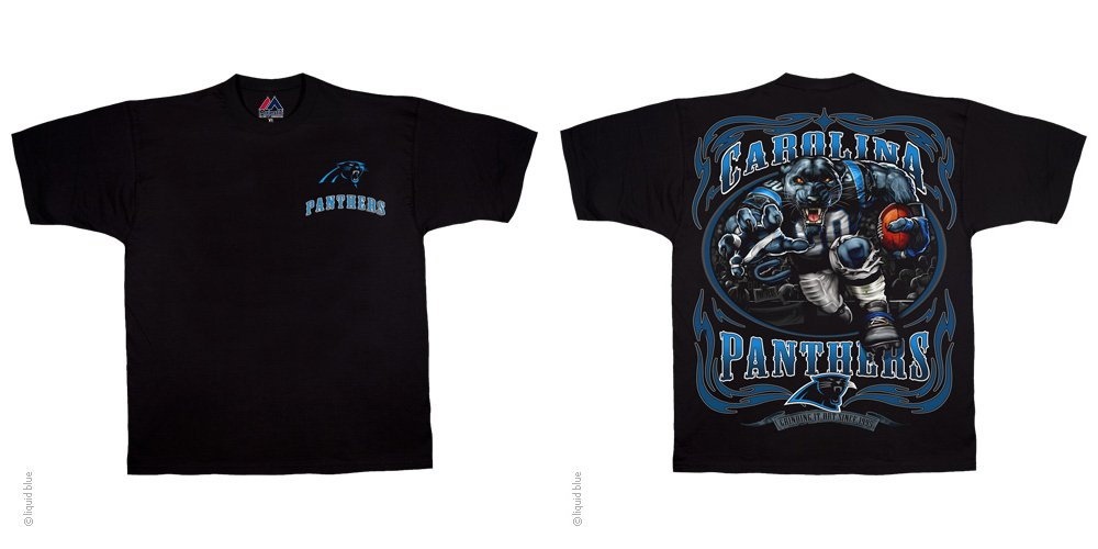 Carolina Panthers Running Back T-Shirt