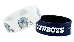 Dallas Cowboys 2 Pack Braclets