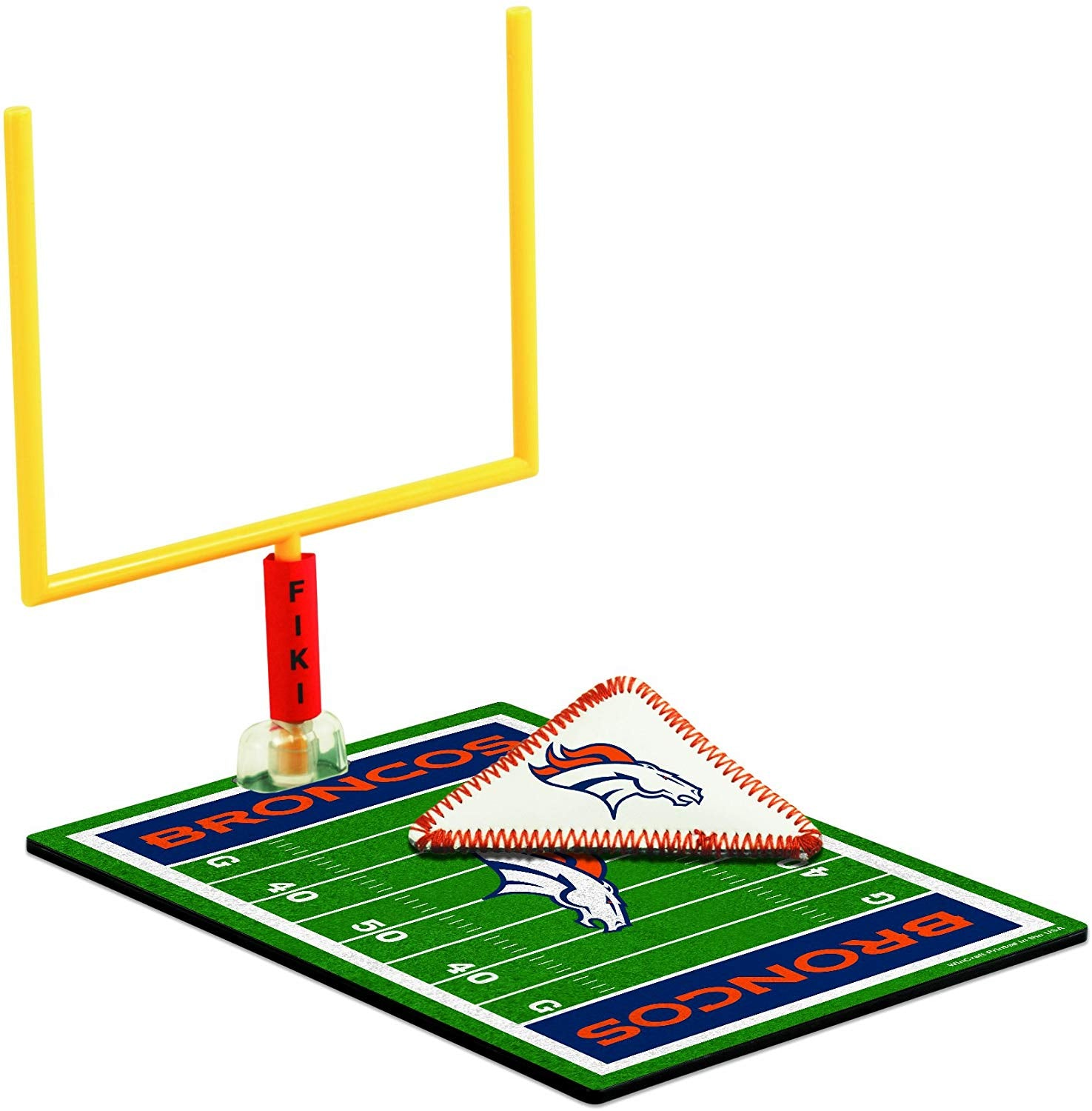 Denver Broncos Tabletop Football Game