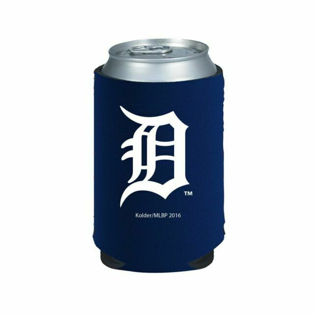 Detroit Tigers MLB Kolder Kaddy Can Cooler