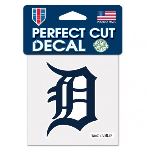 Detroit Tigers Perfect Cut Color Decal