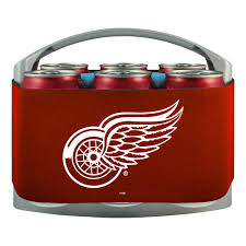 Detroit Red Wings 6 Pack Cooler