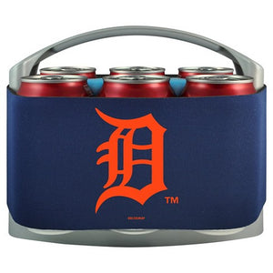 Detroit Tigers 6 Pack Cooler