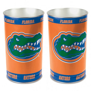 Florida Gators Trash Can