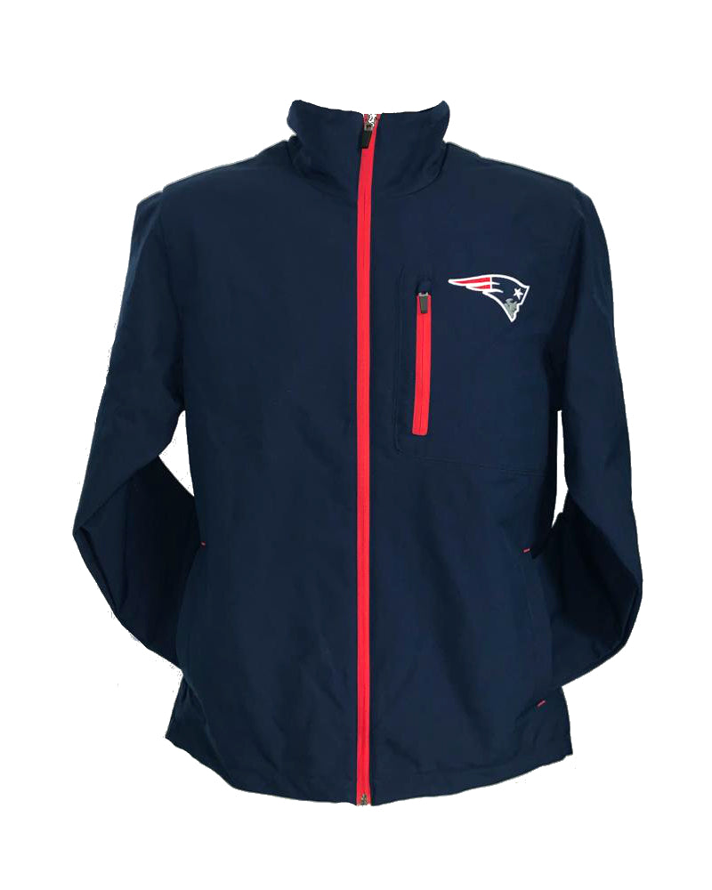 New England Patriots Full Zip Jacket