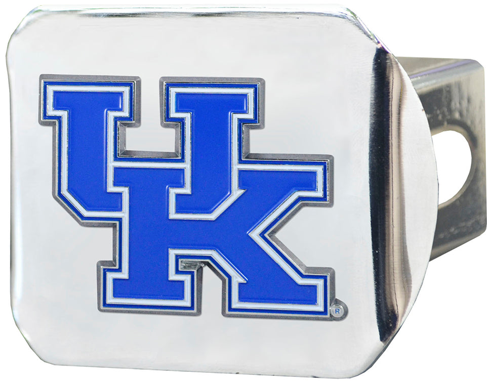 Kentucky Chrome Color Hitch Cover