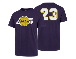 Los Angeles Lakers LeBron James NBA Player MVP Super Rival T Men