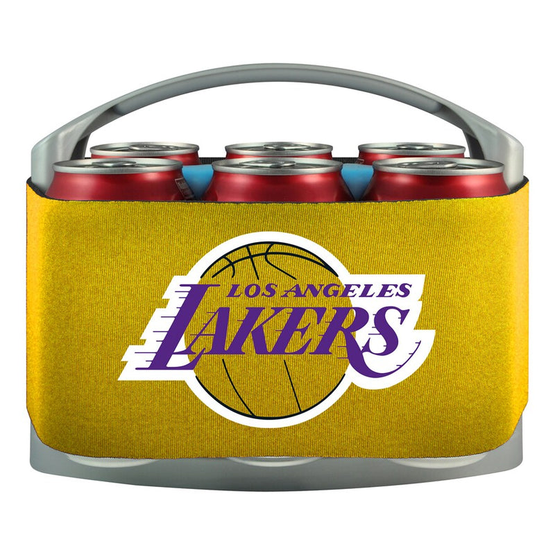 Los Angeles Lakers 6 Pack Cooler