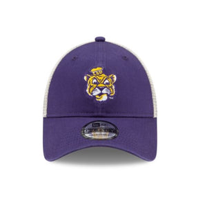 LSU Tigers  9Forty Trucker Hat