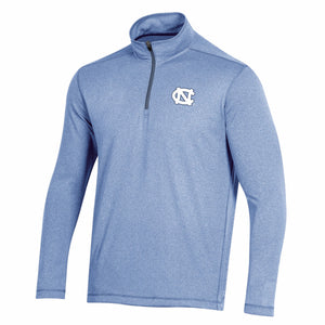 University Of North Carolina - Tar Heels Quarter Zip with Neck Panel