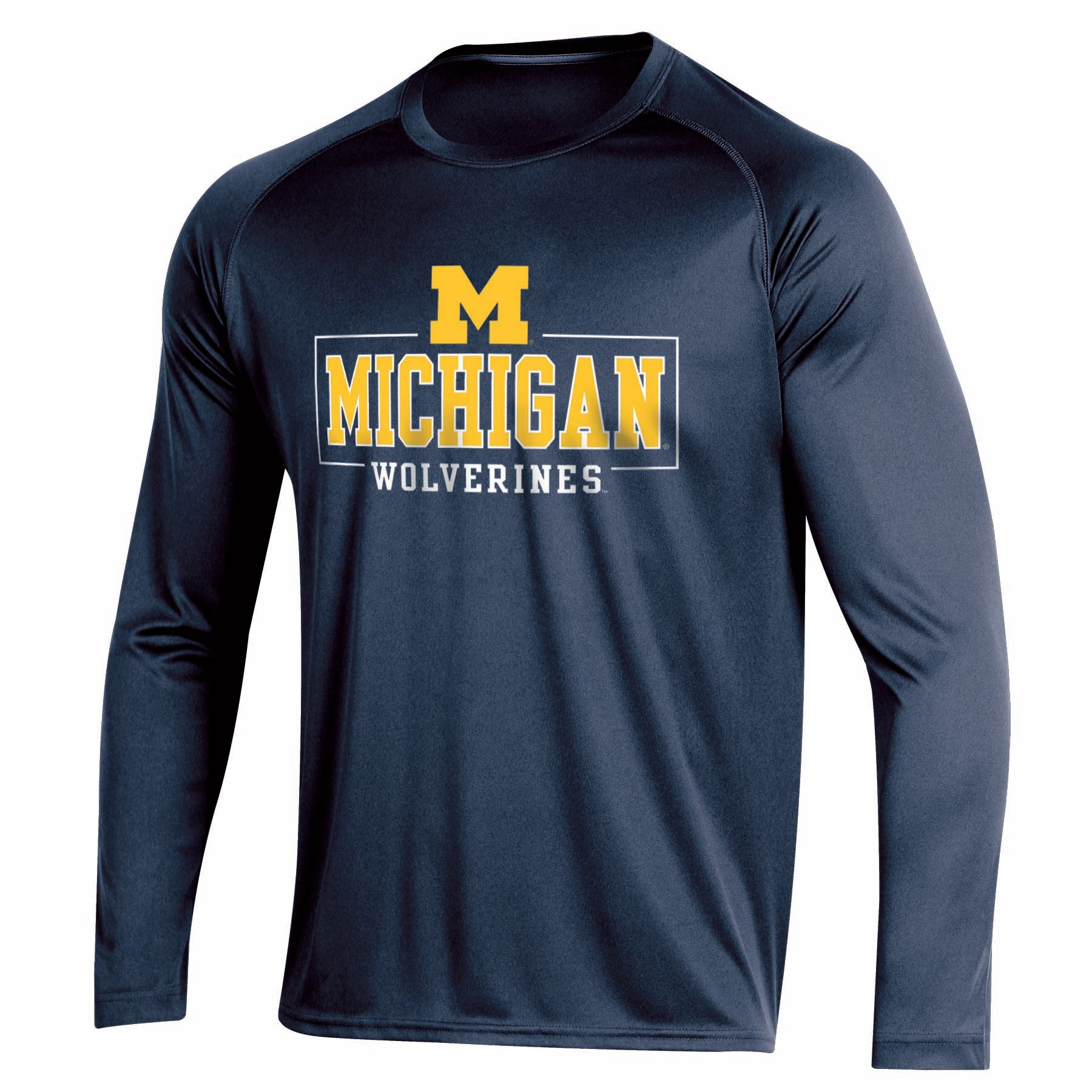 University Of Michigan - Wolverines Long Sleeve Shirt