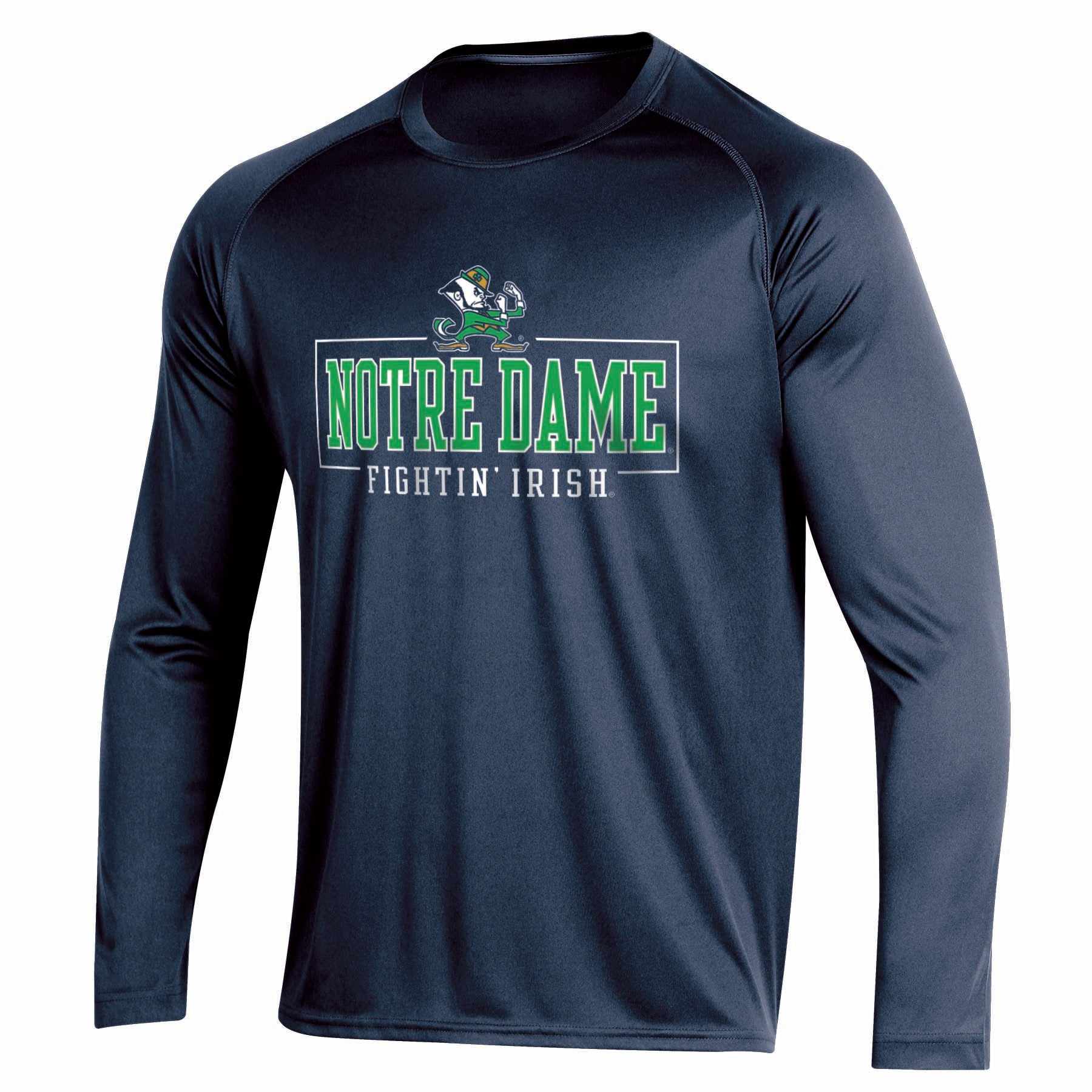 Notre Dame Fighting Irish Long Sleeve Shirt