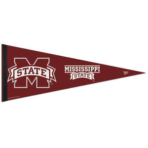 Mississippi State Bulldogs Pennant