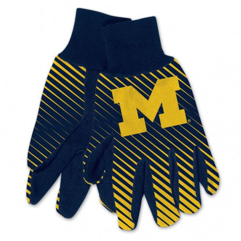 Michigan Wolverines Sport Utility Gloves