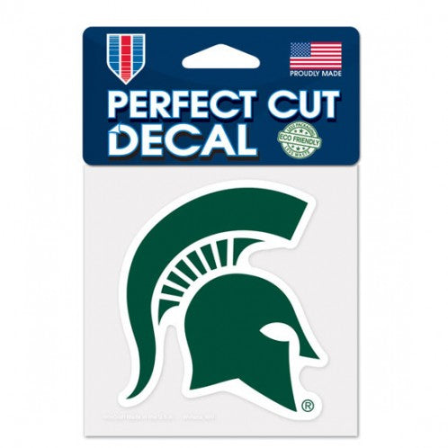 Michigan State Spartans Perfect Cut Color Decal