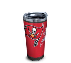 NFL® Tampa Bay Buccaneers Rush Stainless Steel With Hammer Lid