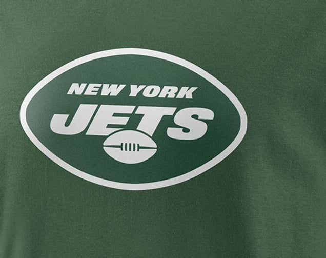 New York Jets Eden Imprint Club T Mens