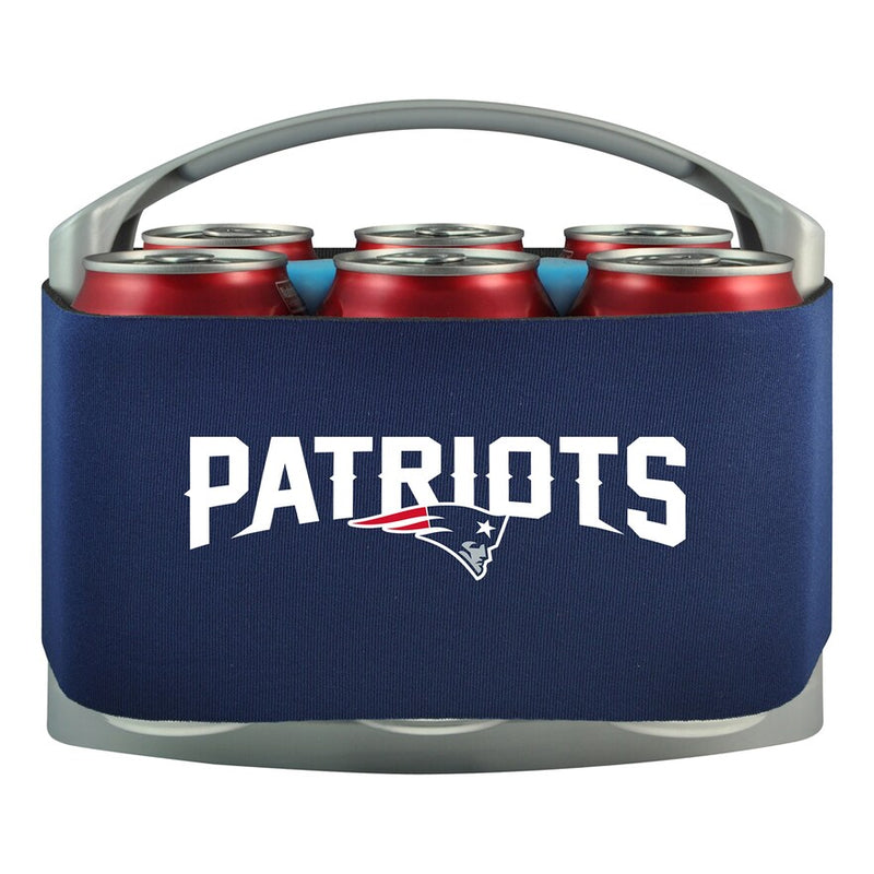 New England Patriots 6 Pack Cooler
