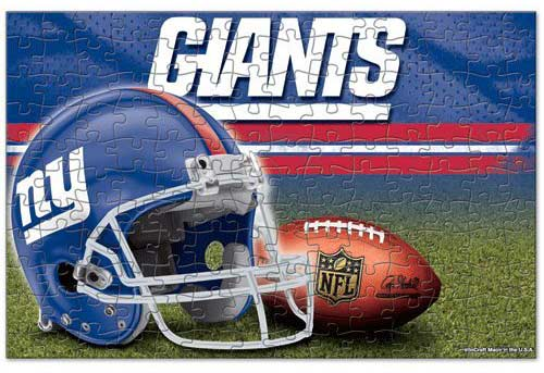 New York Giants - 150 Pieces Puzzle