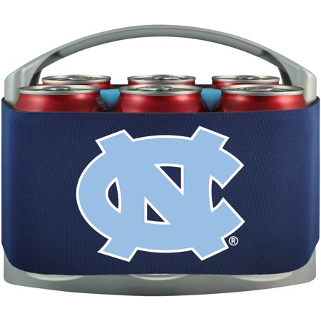 North Carolina Tar Heels 6 Pack Cooler