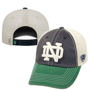Notre Dame Fighting Irish Offroad Three-Tone Hat