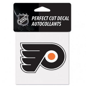Philadelphia Flyers Perfect Cut Color Decal