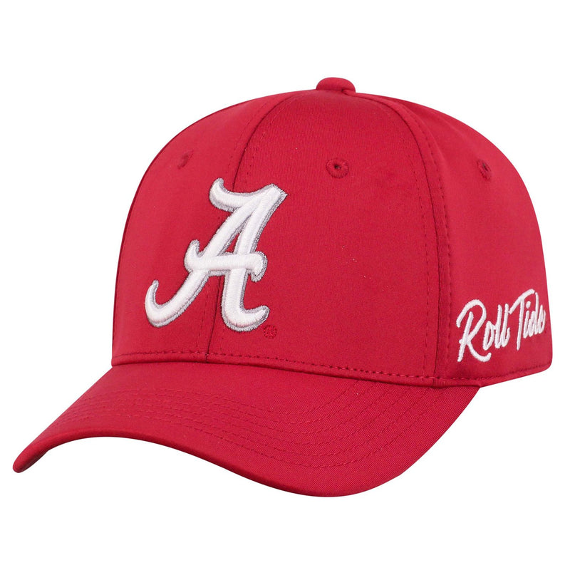 Alabama Crimson Tide One-Fit Cardinal Phenom Hat
