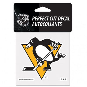 Pittsburgh Penguins Perfect Cut Color Decal